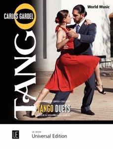 Tango Duets, für Violine und Violoncello oder Viola