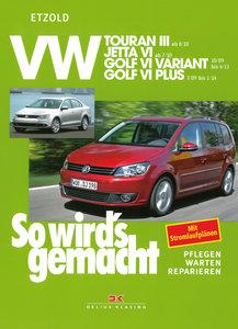 VW Touran III (ab 8/10)