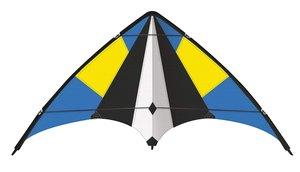 Paul Günther 1074 - Sportlenkdrachen Sky Move, ca. 160 x 69 cm,