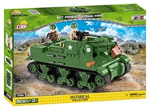 Cobi 2386 - Historical Collection, M7 Priest 105mm Hmc, amerikan