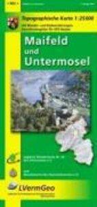 Maifeld und Mittelmosel 1 : 25 000