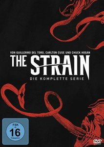 The Strain Complete Box, DVDs