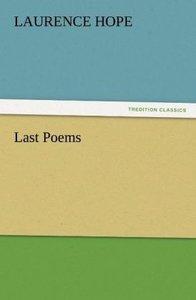 Last Poems