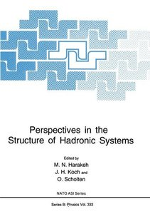 Perspectives in the Structure of Hadronic Systems