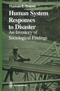 Human System Responses to Disaster