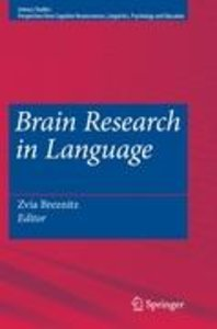 Brain Research in Language