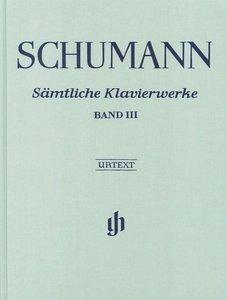 Sämtliche Klavierwerke Band 3