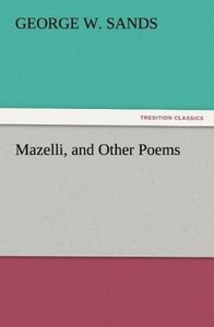 Mazelli, and Other Poems