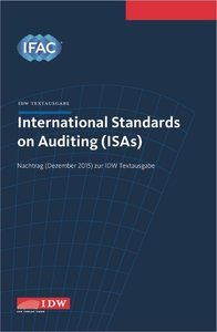 International Standards on Auditing (ISAs)