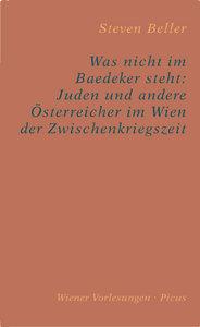 Was nicht im Baedeker steht: Juden und andere Österreicher im Wi
