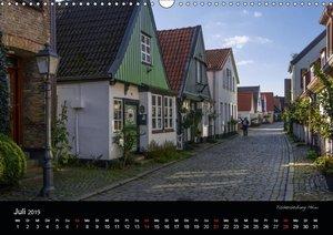 Schleswig - Schleistadt mit Flair (Wandkalender 2019 DIN A3 quer