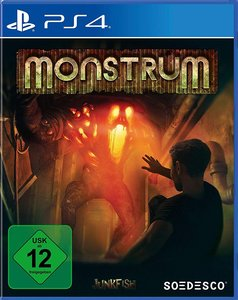 Monstrum, 1 PS4-Blu-ray Disc