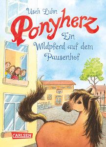 Ponyherz, Band 7: Ein Wildpferd auf dem Pausenhof