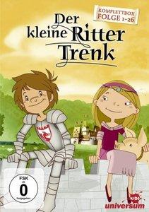 Der kleine Ritter Trenk Komplettbox (Softbox)