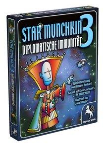Star Munchkin 3 Diplomatische Immunität