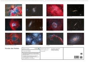 Wunder des Weltalls (Posterbuch DIN A4 quer)