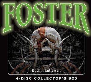 Foster Box 1-Buch 1 : Entfesselt (Folge 1-4)
