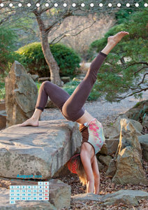 Yoga in der Natur