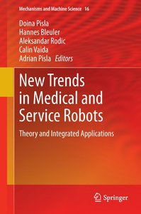 New Trends in Medical and Service Robots