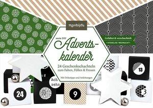 mein DIY Adventskalender - Hyggelige Weihnacht