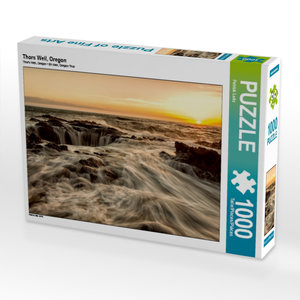 Thors Well, Oregon 1000 Teile Puzzle quer