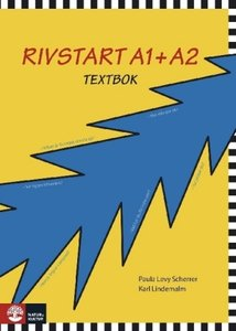 Rivstart. Textbok + Audio-CD (MP3) A1-A2