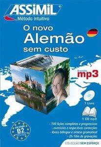 O novo Alemao sem custo - Deutsch für Portugiesen. Lehrbuch und