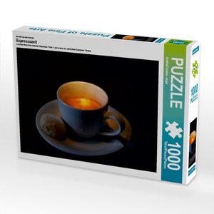 Ein Motiv aus dem Kalender Espressozeit 1000 Teile Puzzle quer