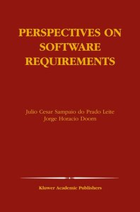 Perspectives on Software Requirements