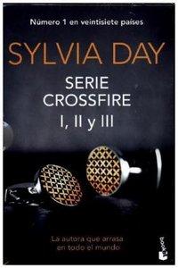 Serie Crossfire I, II y III (Estuche 3 vols.)