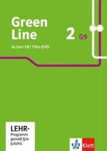 Green Line 2 G9. Action UK! Film-DVD Klasse 6