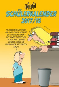 Schülerkalender 2017/2018 Spiralbindung