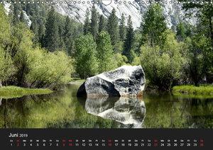 USA - Der Westen (Wandkalender 2019 DIN A3 quer)