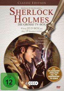 Sherlock Holmes-Die große TV Box