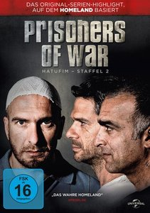 Prisoners of War - HATUFIM - Staffel 2