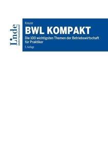 BWL kompakt