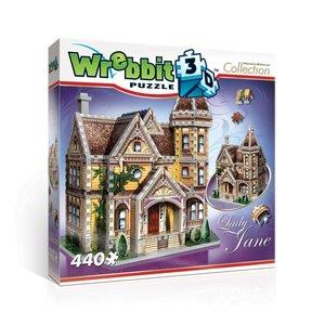 Lady Jane 3D (Puzzle)