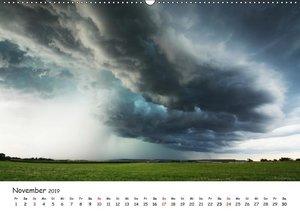 Gewitterwelten (Wandkalender 2019 DIN A2 quer)