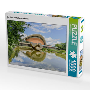 CALVENDO Puzzle Das Haus der Kulturen der Welt 1000 Teile Lege-G