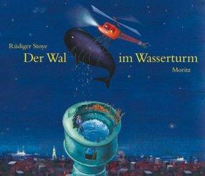 Der Wal im Wasserturm