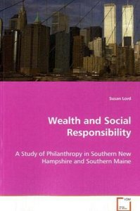 Wealth and Social Responsibility
