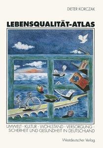 Lebensqualität-Atlas