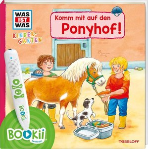 BOOKii® Starter-Set. WAS IST WAS Kindergarten. Komm mit auf den