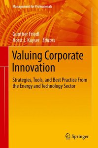 Valuing Corporate Innovation