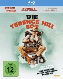 Die Terence Hill Box, 3 Blu-ray