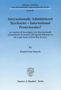 Internationally Administered Territories - International Protect