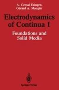 Electrodynamics of Continua I