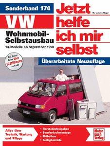 VW Wohnmobil-Selbstausbau. T4-Modelle ab Sept. '90. Jetzt helfe