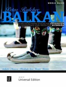 Balkan Accordion, für Akkordeon