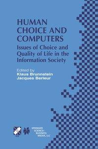 Human Choice and Computers